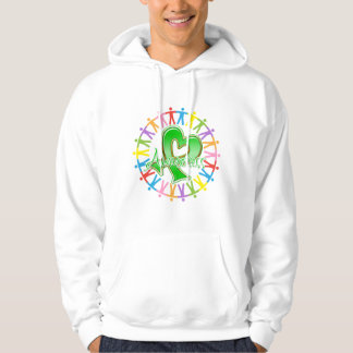 Cerebral Palsy Unite in Awareness Hooded Pullover