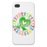 Cerebral Palsy Unite in Awareness iPhone 4/4S Covers