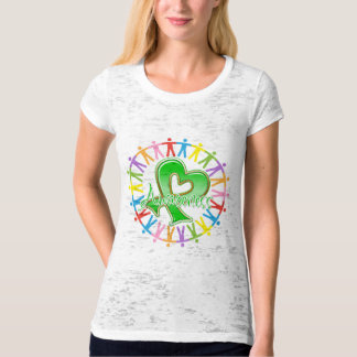Cerebral Palsy Unite in Awareness Tshirt
