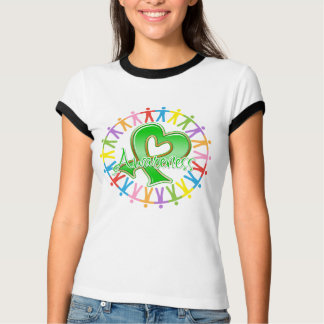 Cerebral Palsy Unite in Awareness Tshirts