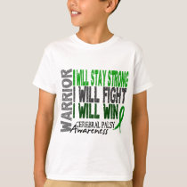 Cerebral Palsy Warrior T-Shirt