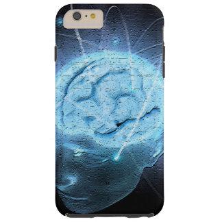 Cerebro atómico funda de iPhone 6 plus tough