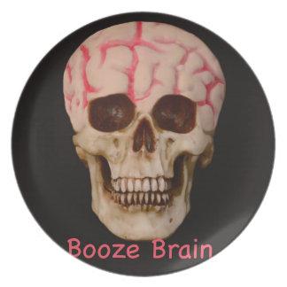 Cerebro de los licores