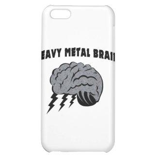 Cerebro de metales pesados