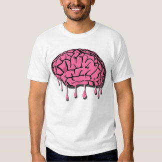 ¡Cerebro del goteo! Polera