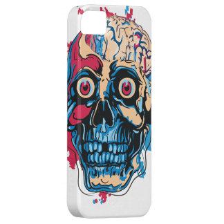 Cerebro del zombi funda para iPhone SE/5/5s