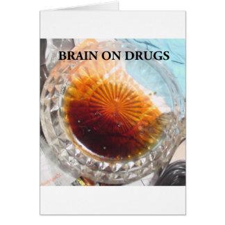 CEREBRO EN LAS DROGAS FELICITACIONES