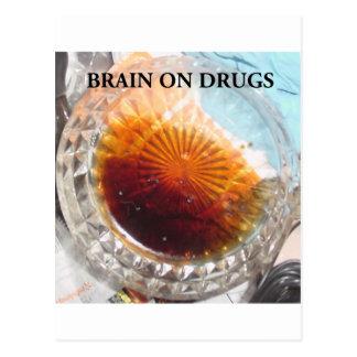 CEREBRO EN LAS DROGAS POSTAL
