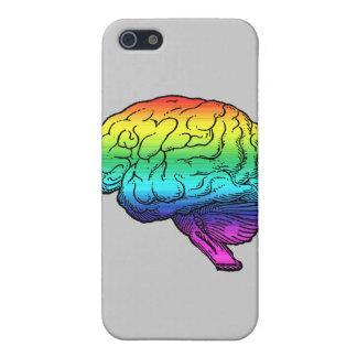 CEREBRO GAY - .PNG iPhone 5 CARCASA
