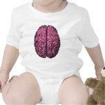 Cerebro humano de la anatomía camisetas