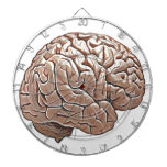 cerebro humano tablero dardos