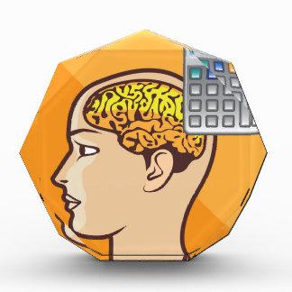 Cerebro y calculadora