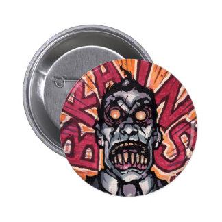 ¡Cerebros botón - Goad Pins