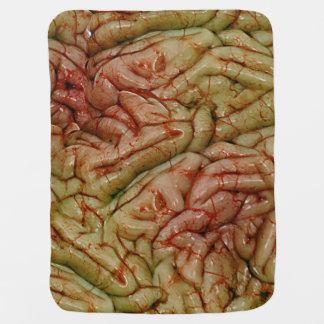 Cerebros BrainZZ BRAINZZZ Mantas De Bebé
