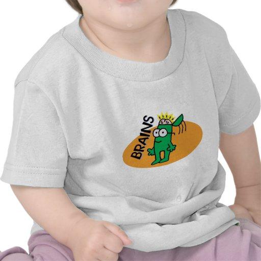 Cerebros Camiseta