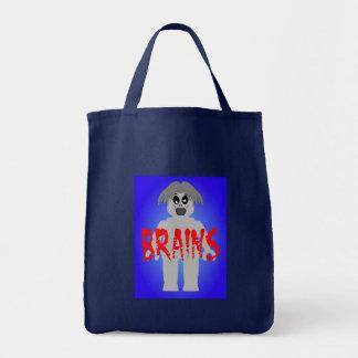 Cerebros de Minifig del zombi ' Bolsa Tela Para La Compra