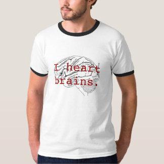 Cerebros del corazón I Playera