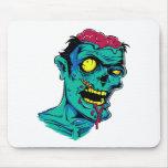 Cerebros del zombi tapetes de ratones