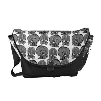 ¡Cerebros! La bolsa de mensajero de MRI Bolsa Messenger