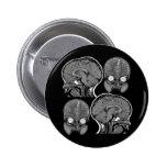 ¡CEREBROS! (MRI) PIN