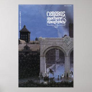 Cerebus issue #167 cover print