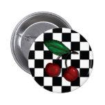 cereja pin redondo 5 cm