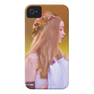 Cerelia diosa del caso del compañero del caso del iPhone 4 protector