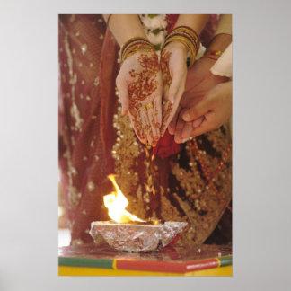 Ceremonia de boda póster