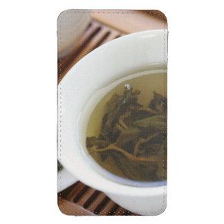 Ceremonia de té del chino tradicional: té del bolsillo para galaxy s4