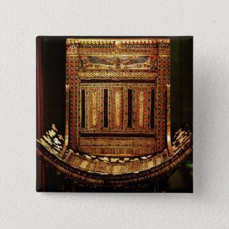 Ceremonial Chair of Tutankhamun Button