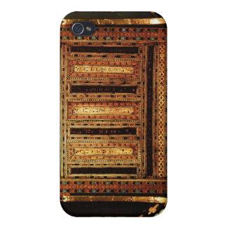 Ceremonial Chair of Tutankhamun iPhone 4 Case