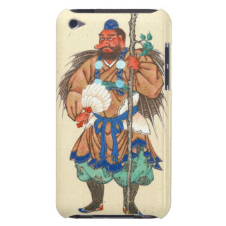 Ceremonial Costume 1878 iPod Touch Case