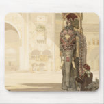 Ceremonial Elephant, from 'The Jungle Book' by Rud Mouse Pad