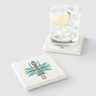 Ceremonial Stone Beverage Coaster