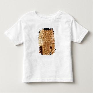 Ceremonial helmet toddler t-shirt