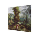 Ceres and Cyane Canvas Prints