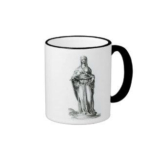 Ceres, c.1653 ringer mug