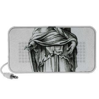 Ceres, c.1653 notebook speaker