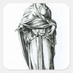 Ceres, c.1653 square stickers