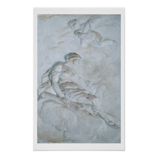 Ceres, c.1790 (el fresco) póster
