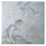 Ceres, c.1790 (el fresco) tejas
