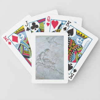 Ceres, c.1790 (fresco) bicycle playing cards