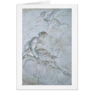 Ceres, c.1790 (fresco) card