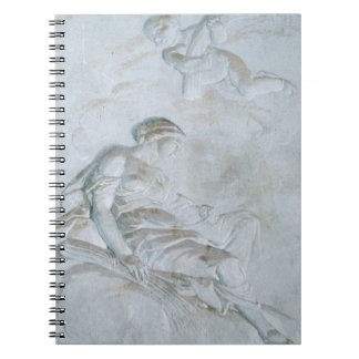 Ceres, c.1790 (fresco) notebook