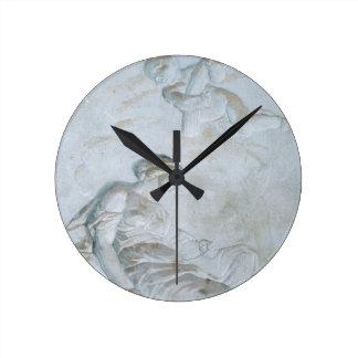 Ceres, c.1790 (fresco) round clock