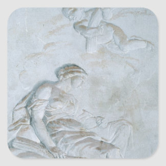 Ceres, c.1790 (fresco) square sticker