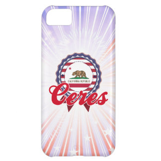 Ceres, CA Cover For iPhone 5C