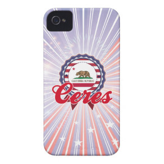 Ceres, CA iPhone 4 Cover