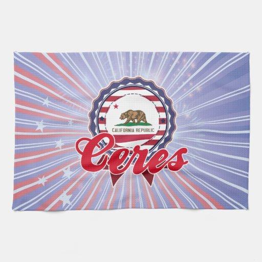 Ceres, CA Toallas De Cocina