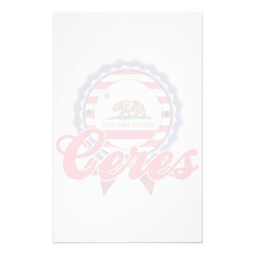 Ceres, CA Papelería